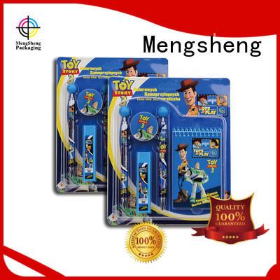 Mengsheng blister box top bulk production