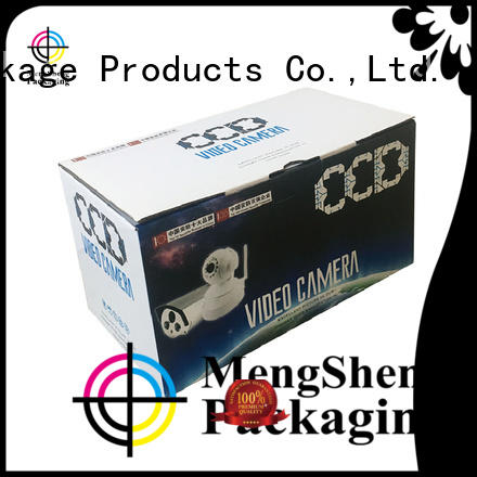 Mengsheng foldable cardbox packaging shipping clothing for florist