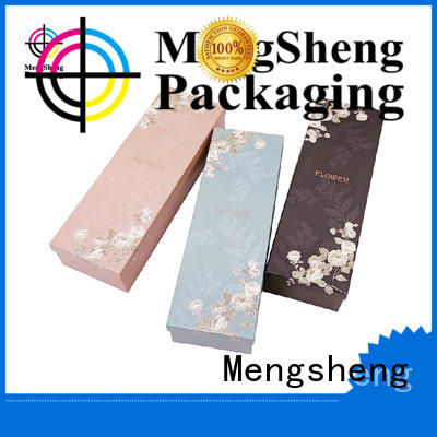 Mengsheng hot-sale floral delivery boxes flower for delivery