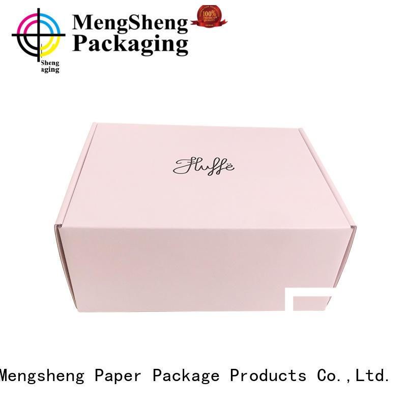 round tube plain corrugated box corrugated printed cardboard custom design