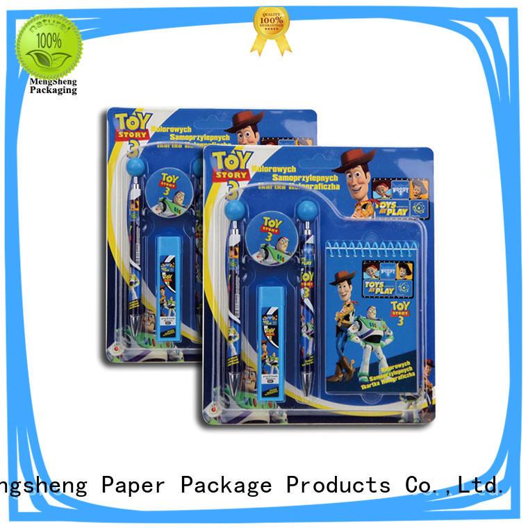packaging clamshell packaging blister bulk production Mengsheng