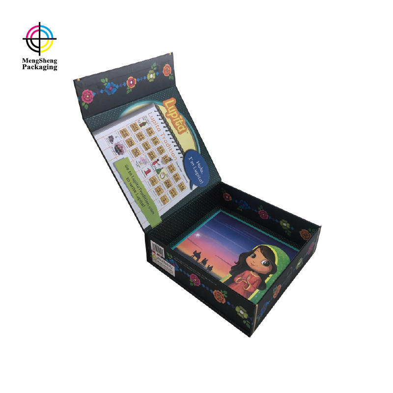 Custom Full Printing Children Memory Foldable Box