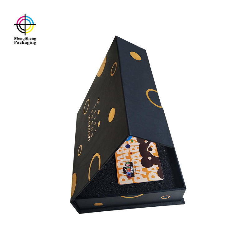 Mengsheng wholesale magnetic gift box carton printed for toy storage