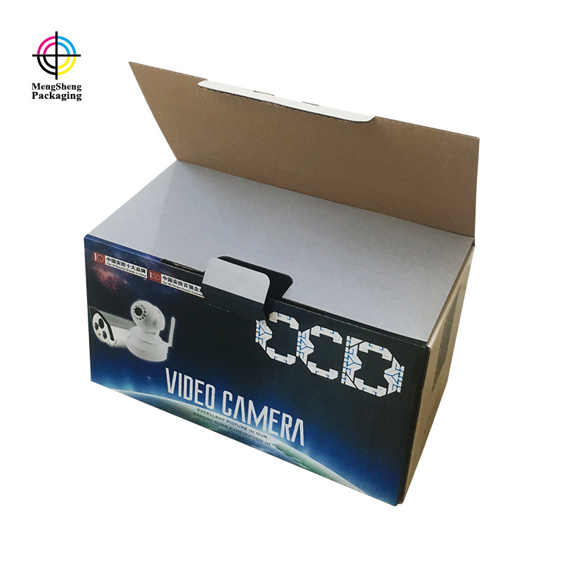 quality phone case box shipping clothing swimwear packing Mengsheng-5