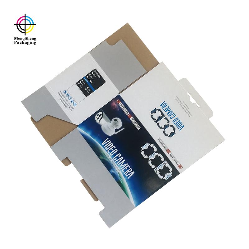 quality phone case box shipping clothing swimwear packing Mengsheng-6