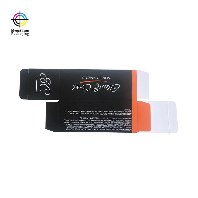 Mengsheng printing hair box at discount for sale