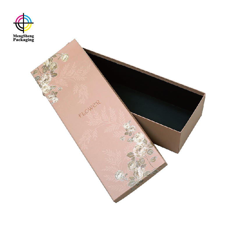 Professional Factory Wholesale Custom Made Eco Paper Luxury Flower Gift Box