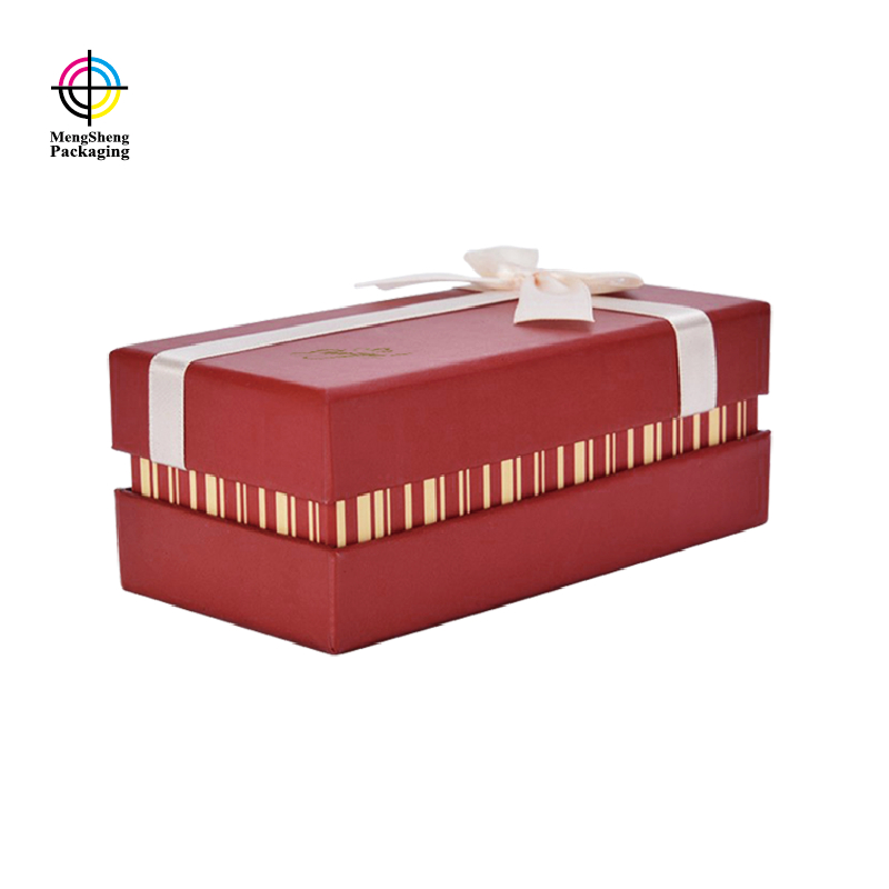 Mengsheng luxury empty chocolate boxes waterproof for storage-1