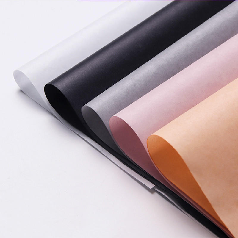 Tracing paper custom color and logo