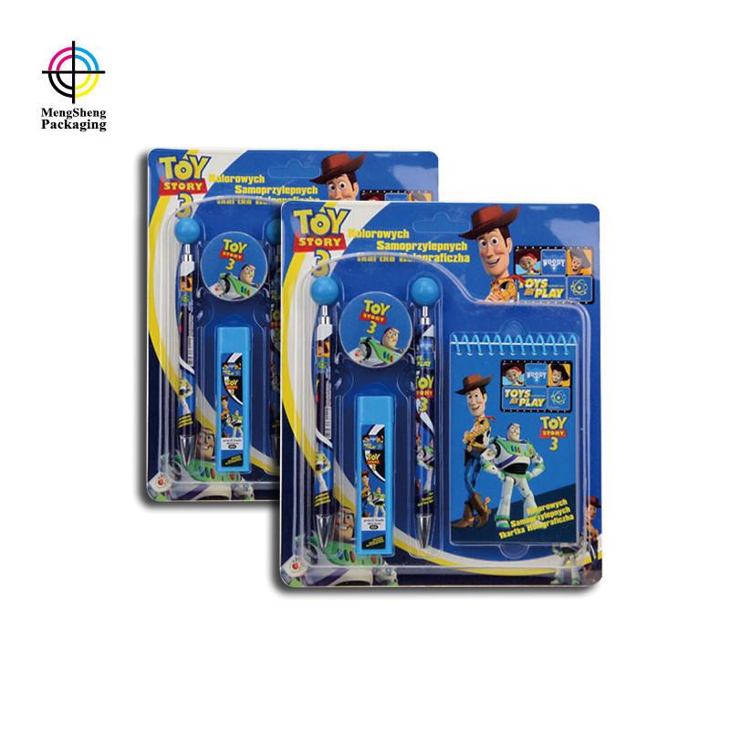 Custom Blister Card Bubble Packs
