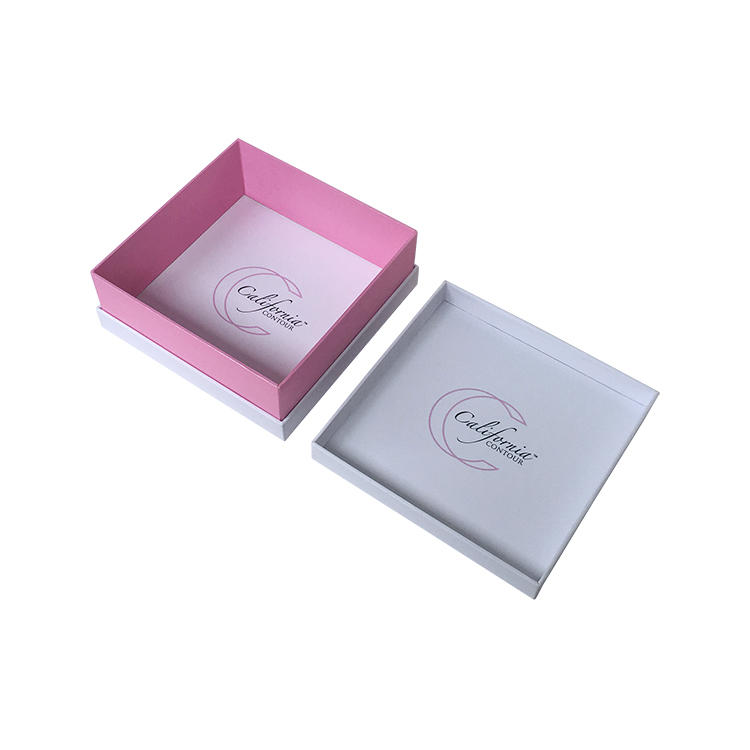 Custom Retail Packaging Lid And Base Box