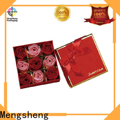 hot-sale flower gift box eco free sample for packaging