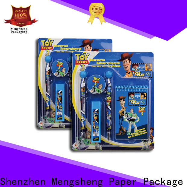 Mengsheng blister box hot-sale at discount