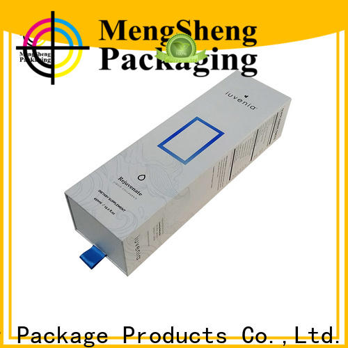 Mengsheng Wholesale large decorative gift boxes with lids Suppliers ectronics packing