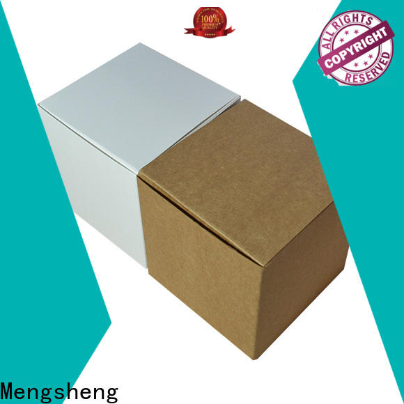 Mengsheng customized empty gift boxes printing for fruit packaging