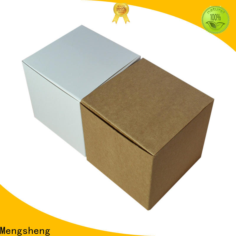 Mengsheng full color cake packaging sturdy for wholesale