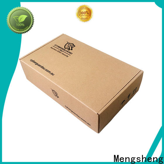 Mengsheng Best round gift box with lid factory