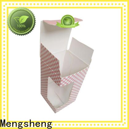 Mengsheng Wholesale gift card box manufacturers