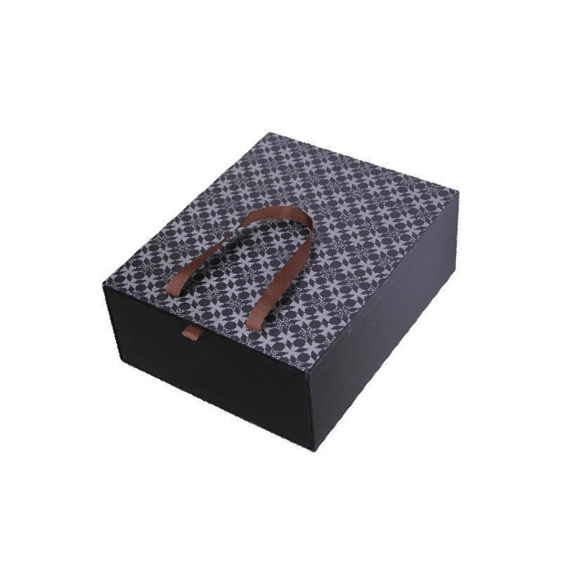 Mengsheng magnetic closure decorative christmas gift boxes with lids high-quality-1