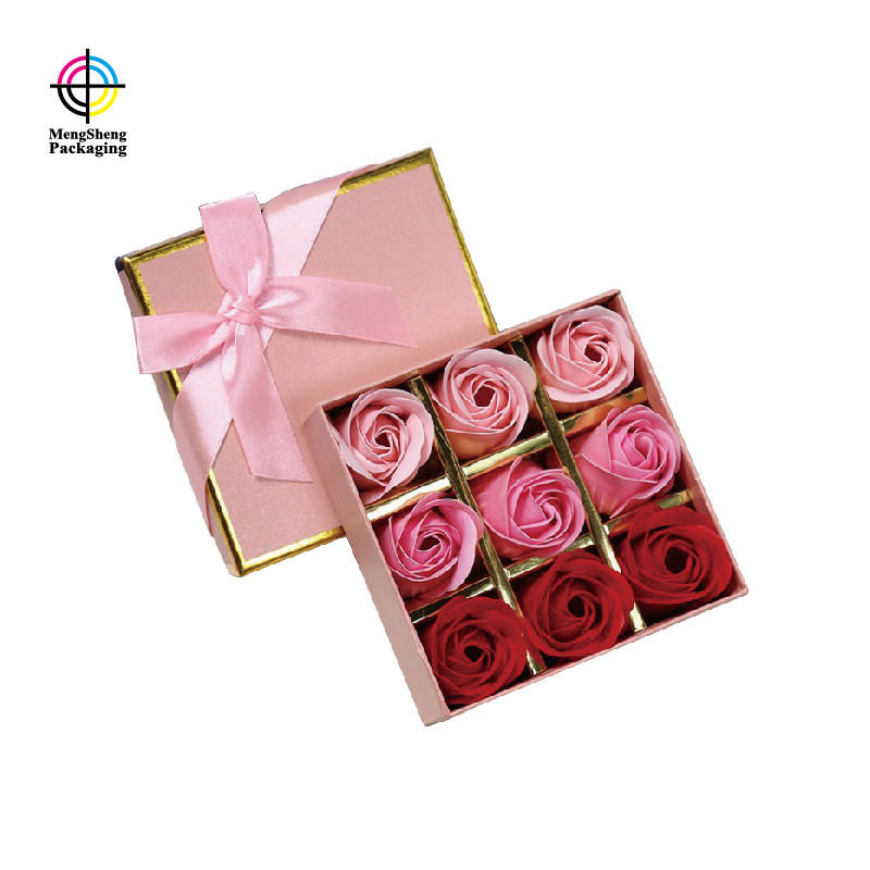 Mengsheng on-sale rose flower box made for delivery-2