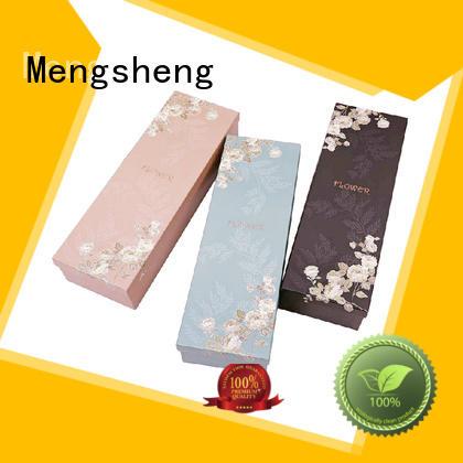 flower delivery flower gift box Mengsheng Brand