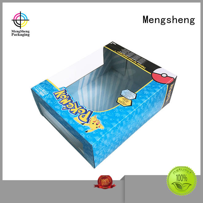 personalized toy box with handles Mengsheng