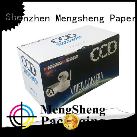 small card boxes smokeheat garment packing Mengsheng