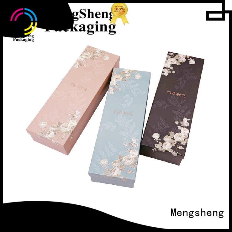 Mengsheng flower box at discount for shipping