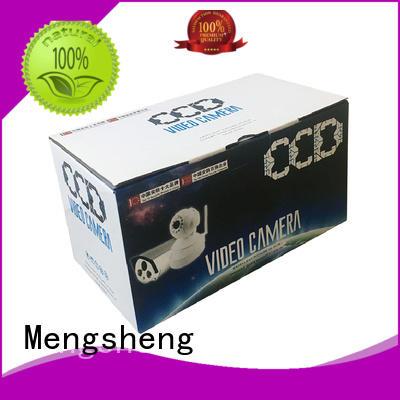 Wholesale box lock cell phone box Mengsheng Brand