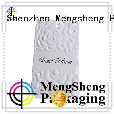 cosmetics packaging custom paper tags garment ribbon design chocolate packing