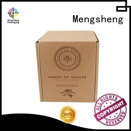 Mengsheng shipping cardboard shipping boxes corrugated eco friendly
