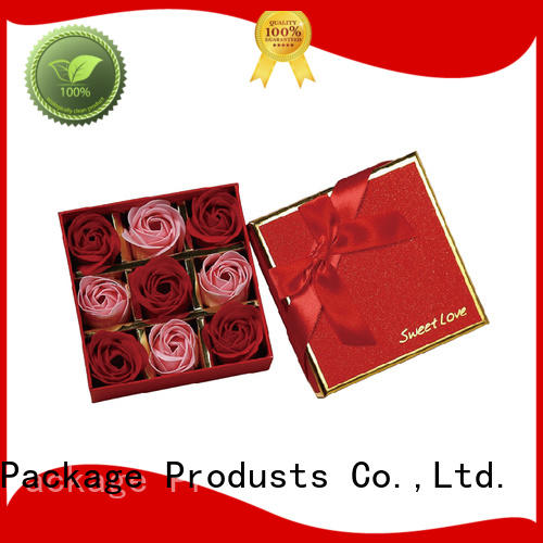 Custom delivery flower gift box professional Mengsheng