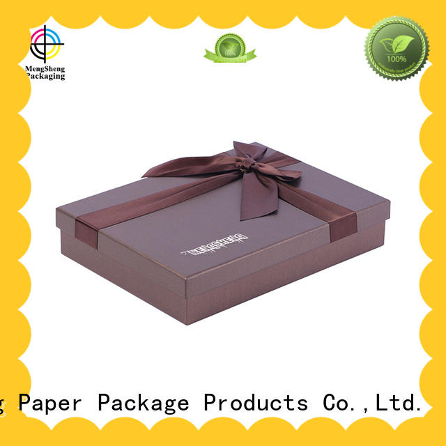 Mengsheng high-quality christmas boxes with lids reversible for wholesale