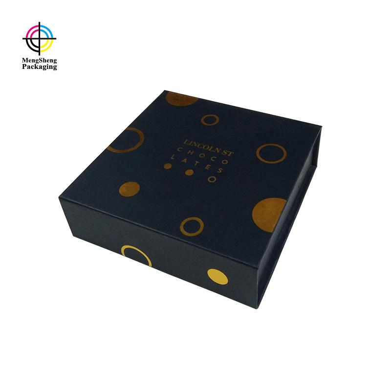 hot-sale magnet gift box printing clothing shipping Mengsheng-2