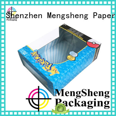 Mengsheng toy box solutions free sample with handles