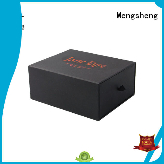 slide out box packaging wholesale at discount Mengsheng