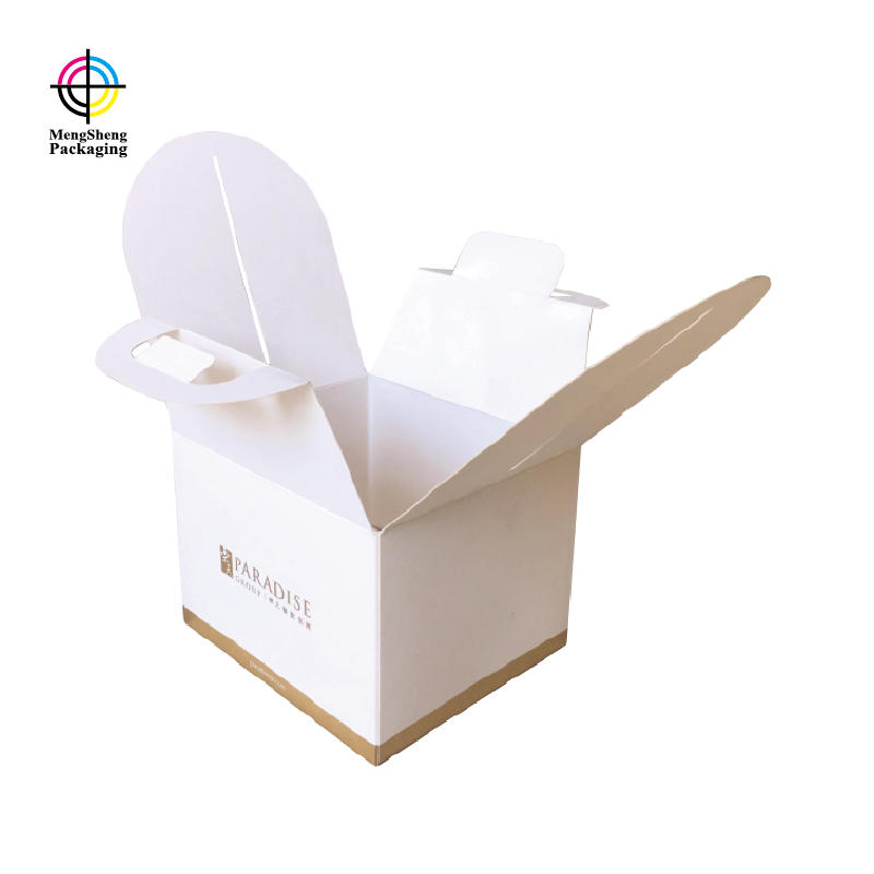 Mengsheng magnetic closure giant cupcake box customized top brand-3