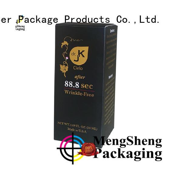 Mengsheng waterproof fragrance box sets wholesale bulk producion