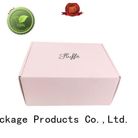 printing corrugated mailer boxes shoes packing custom design Mengsheng
