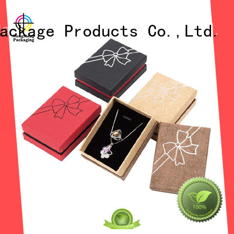 Mengsheng shipping personalised gift box double sides custom design