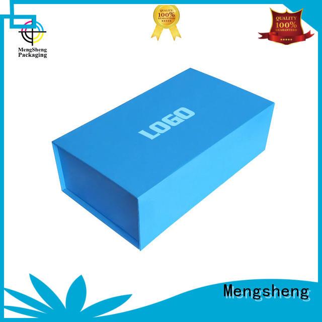 small folding boxes waterproof swimwear packing Mengsheng