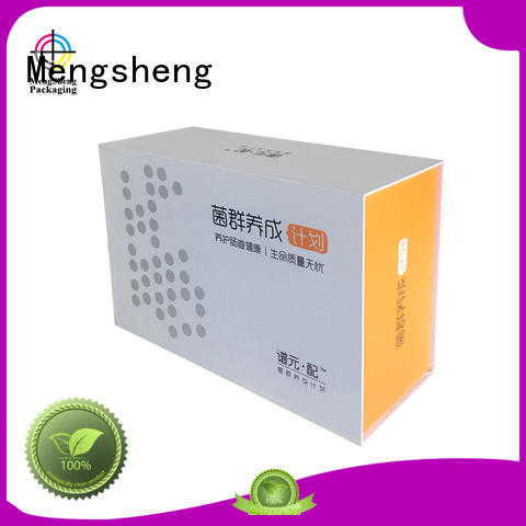 Mengsheng Brand gift magnetic gift boxes wholesale foam supplier
