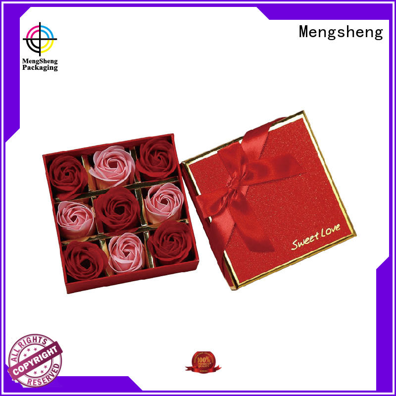 made flower bouquet boxes top selling for packaging Mengsheng