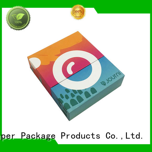 Mengsheng cosmetics packaging cardboard boxes with lids rectangular jewelry packing