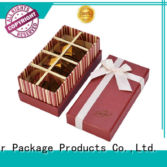 packaging empty candy boxes waterproof for packing Mengsheng