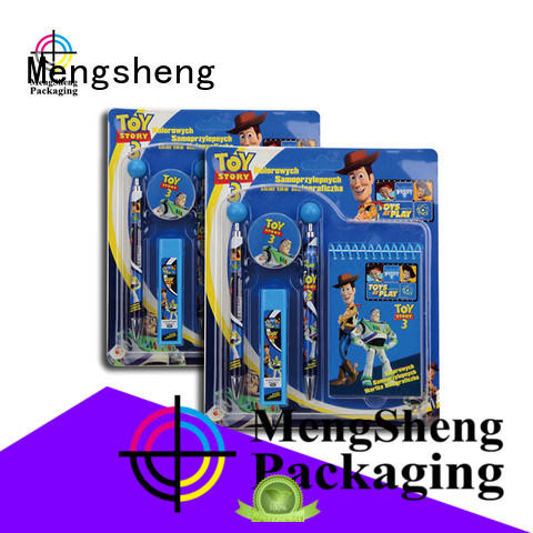 eco good blister packaging suppliers packaging Mengsheng company