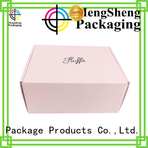 wine bottles corrugated box price corrugated convenient Mengsheng