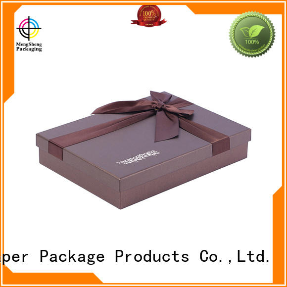 Mengsheng imprinted buy gift boxes customized at discount