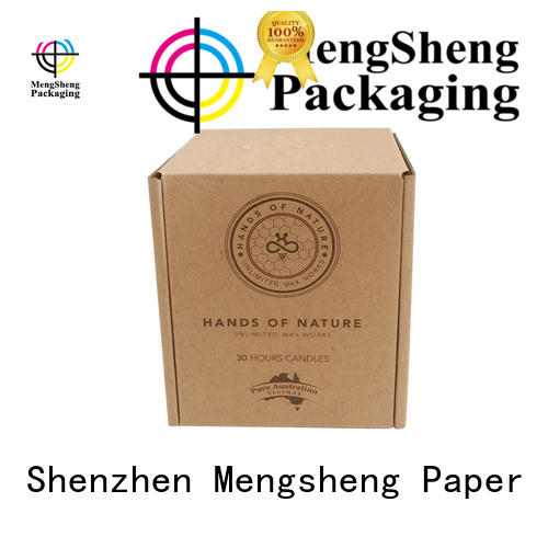 round tube corrugated box maker stamping double sides custom design