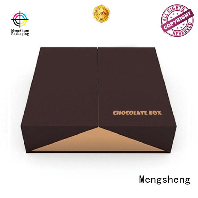 durable candy boxes with inserts waterproof for storage